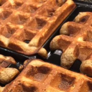 How The Waffle Maker Is A Mom's Best Friend