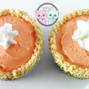 Pumpkin Pie Cupcakes