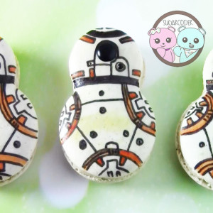 STAR WARS BB-8 Macrones