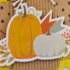 Fall Card Giving