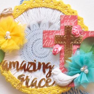 Faith Inspired Wreath