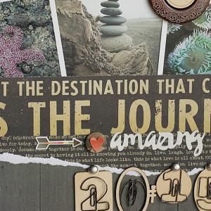 Amazing Journey Layout