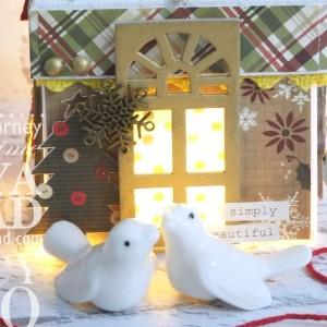 MR: Christmas Luminaire