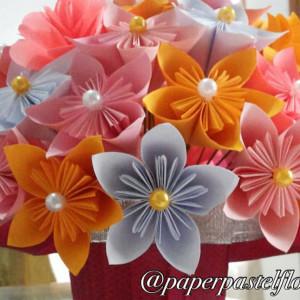 Get To Know: Paper Pastel Florist