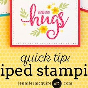 Stamping Technique Tip