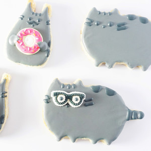 Pusheen Cookies