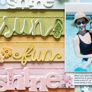 Summer Time Layout