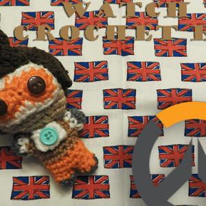 Overwatch Crochet (Tracer)