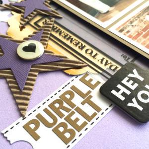 Purple Belt Layout