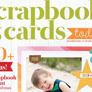 Scrapbook & Cards Today Summer Issue