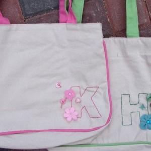 Alter A Beach Bag