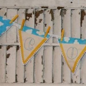 Canvas Banner Love