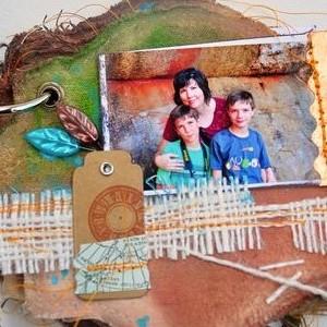 """Maya Mist-dyed """"Zion National Park"""" Album"""